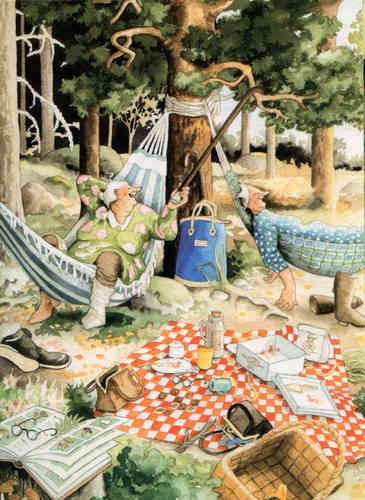 Postikortit - Aitoon lipputehdas ja tekstiilipaino verkkokauppa