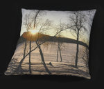 Cushion pillow with own picture print 40x40 cm 100% 355 g cotton